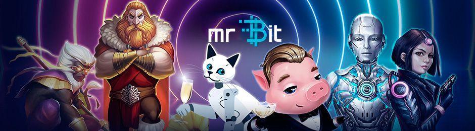 Регистрация на официальном веб-сайте Mr. Вit казино